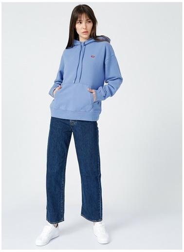 Levi's® Sweatshirt Mavi